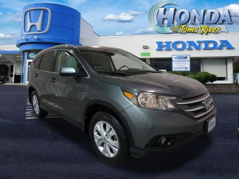 Pre-Owned 2014 Honda CR-V AWD 5dr EX-L AWD