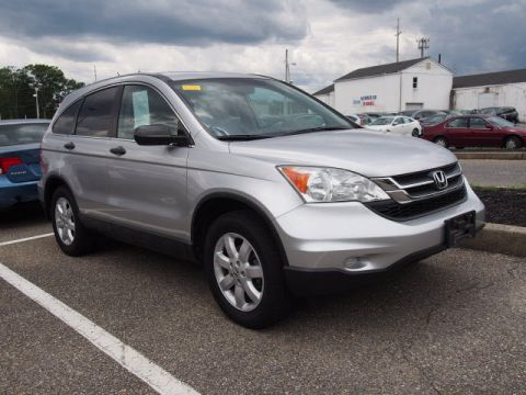 Certified Pre-Owned 2011 Honda CR-V 4WD 5dr SE AWD
