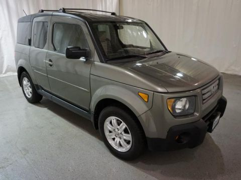 Pre-Owned 2008 Honda Element 4WD 5dr Auto EX AWD