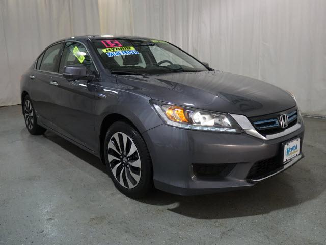 Pre-Owned 2015 Honda Accord Hybrid 4dr Sdn EX-L