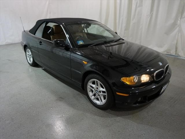 2004 bmw 325ci convertible owners manual